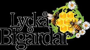Lyckå Bigårdar logotyp