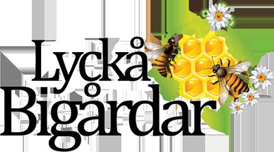 Lyckå Bigårdar Logo